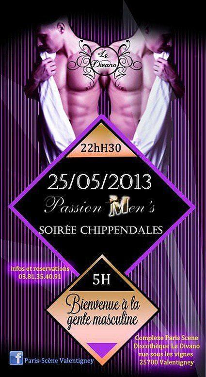 stripteaseur Montbéliard