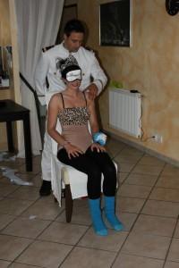 Stripteaseur Strasbourg