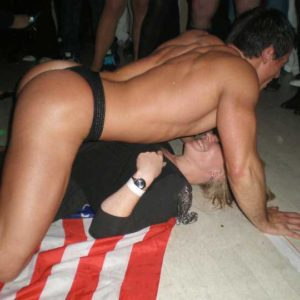 Stripteaseur Mulhouse Bryan anniversaire