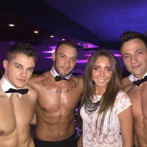 Stripteaseurs Mulhouse