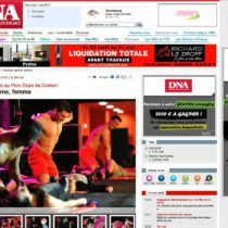 Stripteaseur Colmar à domicile Haut-Rhin 68 Passion Mens
