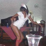 Stripteaseuse Vosges Cynthia
