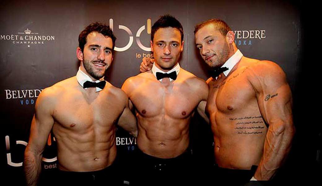 Stripteaseurs Genève