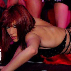 Stripteaseuse Cyane Montbéliard