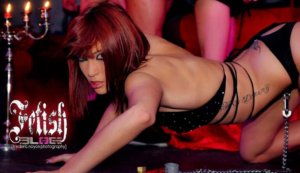 Stripteaseuse Montbéliard