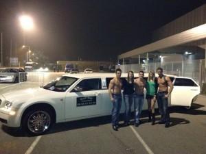 striptease limousine strasbourg