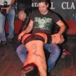 Stripteaseuse Alsace enterrement vie garçon