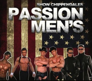 chippendales thionville