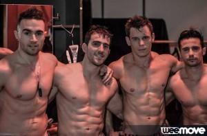 Stripteaseurs Colmar