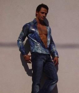 Strip-teaseur Colmar Bryan 68