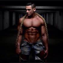 Stripteaseur Alejandro Paris