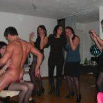 Stripteaseur Dijon