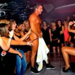 Stripteaseur Savoie enterrement de vie de jeune fille
