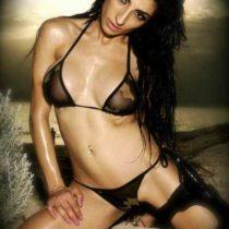 Stripteaseuse Sandra à domicile Lyon