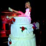 Striptease anniversaire Haute-Garonne Lilou