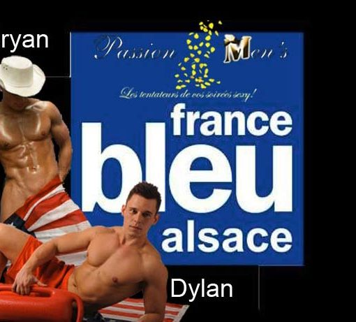 chippendales alsace passion mens bryan dylan