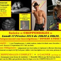 chippendales passion mens 25600 brognard doubs franche-comte