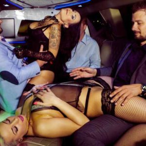 Stripteaseuse en limousine Bas-Rhin