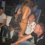 Stripteaseuse Strasbourg domicile Alsace Amandine