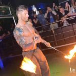 Chippendale pyrotechnicien