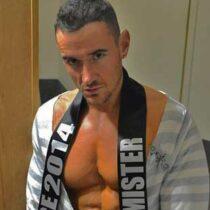 Stripteaseur Saint-Étienne à domicile Loire Tyler