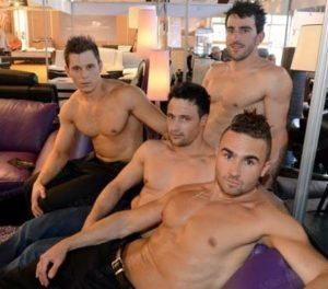 Chippendales Paris Passion Mens