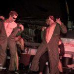 strip-tease Mathéo et Evan en pilote de Chasse