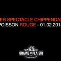 Chippendales Haut-Rhin Alsace Poisson Rouge