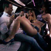 Strip-teaseuse limousine Île-de-France