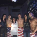 Stripteaseurs Alsace Haut-Rhin Bryan, Matt et Evan