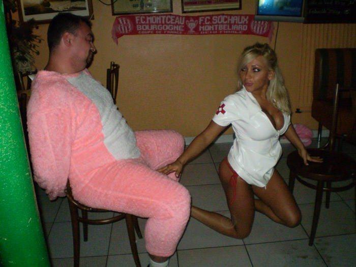 Déroulement Striptease