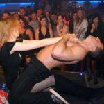 Strip-tease Perpignan soirée filles