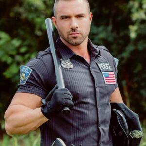 Stripteaseur Lyon Aaron chippendales