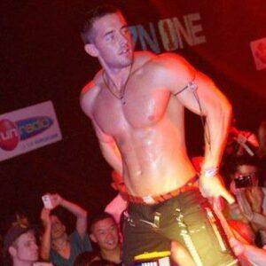 Stripteaseur Lyon Tyler Chippendales Rhône