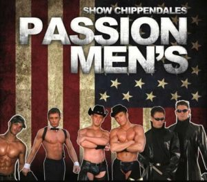 Spectacles Chippendales Montpellier