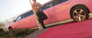 Réservation 1 striptease limousine en France