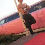 Réservation striptease en limousine