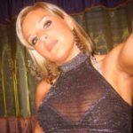 Stripteaseuse Lille anniversaire Nord Aurélie