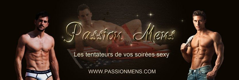 Chippendales Passion Mens Logo
