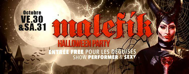 Performer Gogo halloween Joya Club Altkirch
