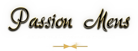 Striptease Passion Mens Logo