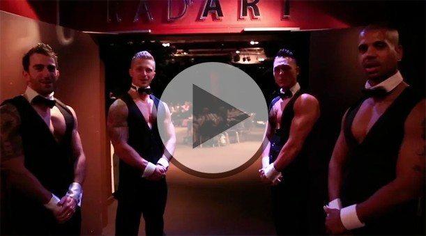 Vidéo Chippendales Passion Mens