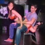 Striptease anniversaire en Haute-Savoie