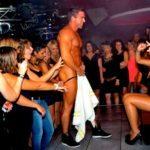 Stripteaseur enterrement de vie de jeune fille Annemasse