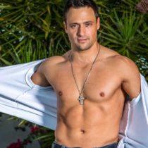 Stripteaseur Bryan Échirolles