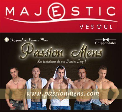 Chippendales Vesoul Cinéma Majestic