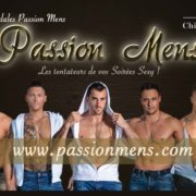 Affiche Chippendales Passion Mens