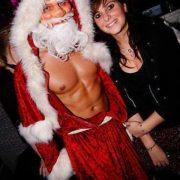 Bryan Chippendales Père Noël