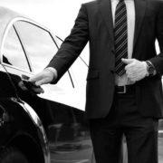 Chauffeur de limousine