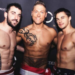 Chippendales France - Europe Passion Mens
